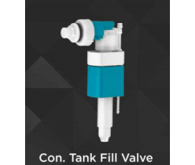 CONCEALED TANK BALL VALVE