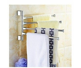TOWEL STAND 4 ARMS